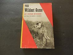 The Wildest Game hc Peter Ryhiner Copyright 1958 1st Edition Lippincott  Total Inventory Of Five To Ten Million Items Featuring Comic Books; Magazines; Books; Brewermania;  Calendars; Catalogs; CGC Graded Comics; Entertainment Memorabilia; Glass Including Chihuly; Fenton;  Murano; Posters; Programs; Records; Reference Pubs; Sports Memorabilia; Toys; Trading Cards & More.