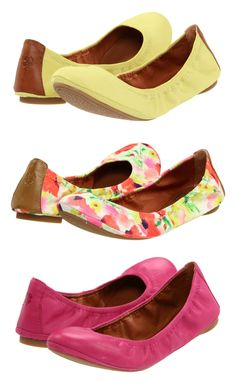 These are the most comfy flats ever. I have one pair, but I think I need those Chartreuse ones next:)