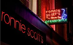The Godfathers of Groove at Ronnie Scott's London Nightlife, London Live, Live Jazz, The Godfather, How To Know, Night Life, Youth, Neon Signs, Young Adults