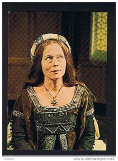 "Queen Katherine of Aragon, First Wife of Henry VIII ""The Six Wives of Henry VIII"" (1970) - Annette Crosbie"