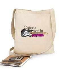 Bolsa Quiero ser tu guitarra
