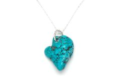 Almost Heart -  http://www.freeespirit.com/shop/high-grade-turquoise-nugget-on-silver