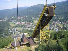 ski-jump harrachov
