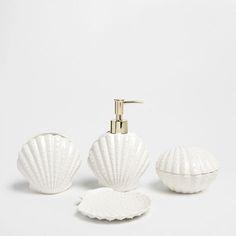 CLEAR DISPENSER WITH GOLDEN TOP   Accessories   Bathroom   Zara Home Greece    [Home] Decor   Industrial Modern   Pinterest   Bathroom Accessories, ...