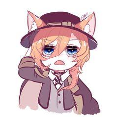 Chuuya Nakahara | Cat