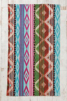 Magical Thinking Bracelet Stripe Rug | Urban Outfitters  It's possible I want this in my living room...