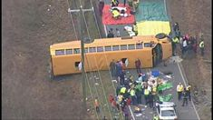 Argumentative essay topic with video from ABC News: Should school buses have seat belts? Only 6 states require all school buses to provide safety belts for passengers.
