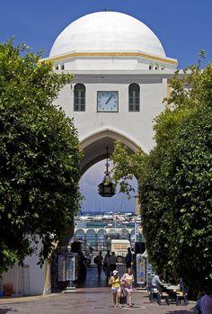 Rhodes Town, Greece