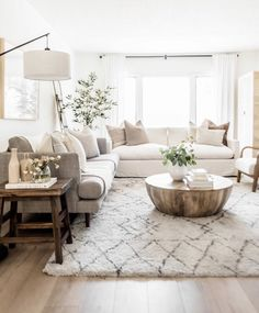 Boho Living Room, Cozy Living Rooms, Apartment Living, Home And Living, Table For Living Room, Living Room Neutral, Living Room Layout With Fireplace And Tv, Living Room Without Tv, Small Living Room Layout