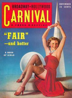 Broadway-Hollywood Carnival magazine.