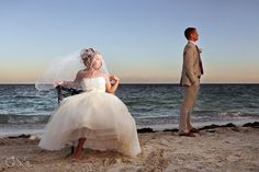 Rachel + Andrew | Moon Palace | Mexico Destination Wedding
