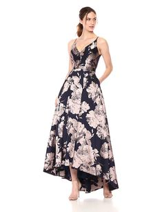 online shopping for Xscape Women's Hi-Lo Brocade Dress from top store. See new offer for Xscape Women's Hi-Lo Brocade Dress Brocade Dresses, Formal Dresses For Women, Junior Dresses, Dresses Online, Fashion Dresses, Chic, Tops, Image Link, Awesome