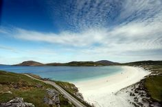 Outer Hebrides from VisitScotand