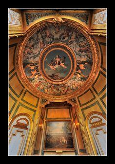 Chateau de Vaux le Vicomte, Maincy, Seine et Marne - France Classical Interior Design, French Interior, Beautiful Castles, Beautiful Buildings, Beautiful Places, City Of Blinding Lights, Paris Opera House, Vaux Le Vicomte, French Castles