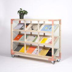 KIXBOX shelving | artnau