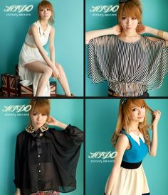 Asoya Clothes - Trendy Asian Fashion