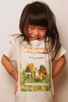 a whole collection of great kids book covers on t-shirts!