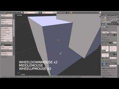 Tip: Using the Knife Modeling Tool in Blender - YouTube
