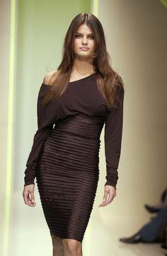 Versace at Milan Fashion Week Fall 2005 - Runway Photos