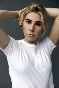Zosia Mamet wrote a beautifully feminist essay for International Women's Day.