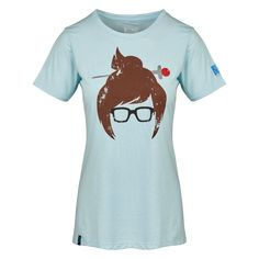Overwatch Mei Shirt - Women's | Blizzard Gear Store