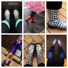 It's a great #Friday when you have happy customers sending you pics of their feet! Keep them coming!!  #BootsByTwoAlity #RainBoots #FallStyle #ClearBoots #InterchangeableLiners #MadeintheUSA