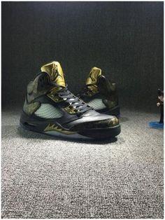 Air Jordan 5 Retro Mens Basketball shoes Scratch music0
