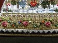 Gallery.ru / Фото #70 - Victoria Sampler Gingerbread Stitching - asdfgh2