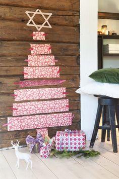 wrap paper + washi t