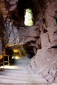 Sterkfontein Caves, Cradle of Humankind in Gauteng, South Africa - photo by… Africa Travel, Adventure Is Out There, Countries Of The World, Holiday Destinations, Beautiful Beaches, Beautiful World, Live, Natural, South Africa