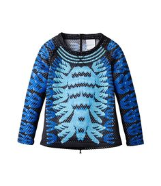 c9eb9fecc2ce Shop the ADIDAS ORIGINALS BY MARY KATRANTZOU Monster Marathon Mesh Top in  Multi on Mode Sportif