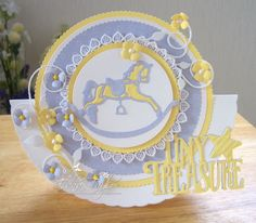 Tiny Treasure | Another Day, Another Card | Bloglovin'