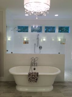 Master Bath, Loyd Builders, Raleigh, NC