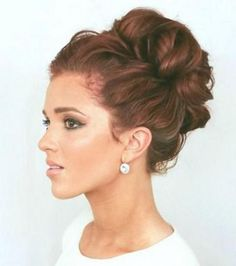 37 popular party hairstyles - hairstyles & haircuts for men & women Popular Hairstyles, Party Hairstyles, Hairstyles Haircuts, Wedding Hairstyles, Hairstyle Ideas, Bridesmaids Hairstyles, Teenage Hairstyles, Indian Hairstyles, Wedding Updo