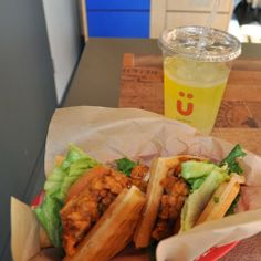 FOOD REVIEW: Dining @GaufreeIrvine Artisan Waffle Sandwiches