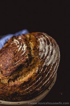 Mark Bittman's No-Work Bread