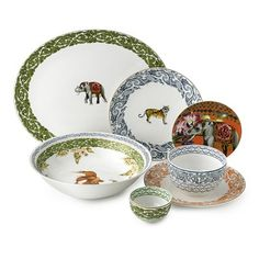 Palace Thai Dinnerware Collection #williamssonoma