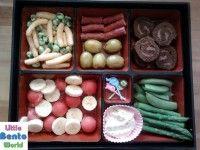 Little Bento World Lunchbox Ideas