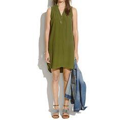 Fairsky Tunic Dress - dresses & skirts - Women's NEW ARRIVALS - Madewell