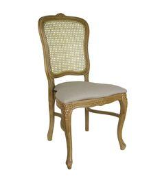 Sedia in legno Luigi XV in paglia di Vienna naturale. Allestimenti per matrimoni, wedding design 2015/2016.
