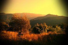 Garfagnana landscape