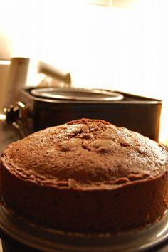 Makeaa murmelin täydeltä: Suklaakakkupohja