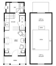 tiny house plans for families plan tiny houses on wheels floor plans by ashley sullivan