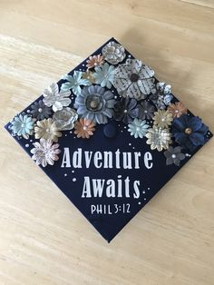 High school grad cap 2018
