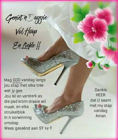 Good Morning Wishes, Good Morning Quotes, Lekker Dag, Afrikaanse Quotes, Goeie More, Morning Greetings Quotes, Prayer Verses, Mornings, Hair