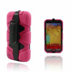 Commander (Hot Roze) Samsung Galaxy Note 3 Ultra Case