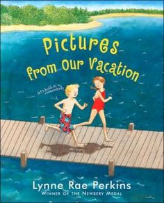 Picture This! Teaching with Picture Books: Pictures from Our Vacation by Lynne Rae Perkins Writing Mentor Texts, Personal Narrative Writing, Writing Lessons, Teaching Writing, Personal Narratives, Writing Ideas, Teaching Ideas, Informational Writing, Kindergarten Writing