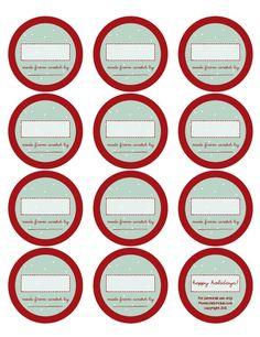 FSC Canning Etikety