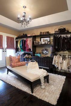Begehbarer Kleiderschrank Ideen  Verschiedene Designs Und Hohe Qualität