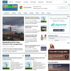Cdodev.com Up To Date News & Information From Cagayan de Oro City.
